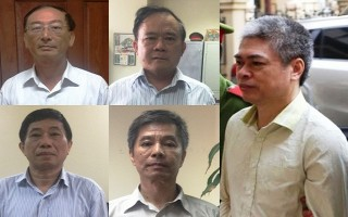 PVN mong nhận 'cảm thông' khi một loạt sếp lớn bị bắt