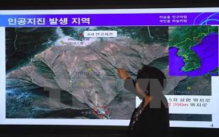 Nga thông báo mức phóng xạ ở Viễn Đông sau khi Triều Tiên thử bom H