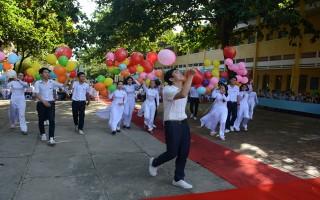 Hơn 224 ngàn học sinh bước vào năm học mới
