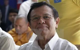 Campuchia: Tòa án quyết định tạm giam thủ lĩnh đảng đối lập