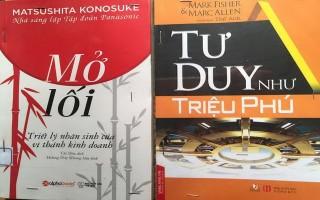 Những cuốn sách giúp thành công trong kinh doanh