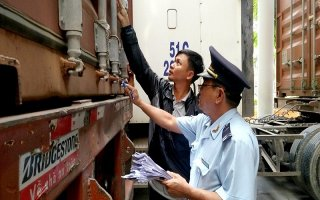 Chi cục Hải quan cửa khẩu Quốc tế Mộc Bài: Tăng cường phòng chống buôn lậu