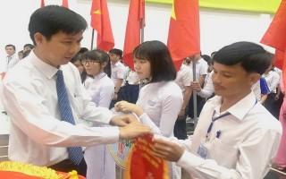 Khai mạc Đại hội Thể dục thể thao thành phố Tây Ninh lần thứ VIII năm 2017