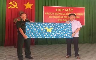 Thành phố Tây Ninh: Họp mặt Đồn Biên phòng Phước Chỉ