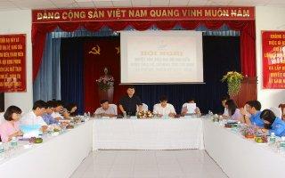 Duyệt văn kiện Đại hội đại biểu Đoàn TNCS Hồ Chí Minh tỉnh Tây Ninh lần thứ XIII, nhiệm kỳ 2017-2022