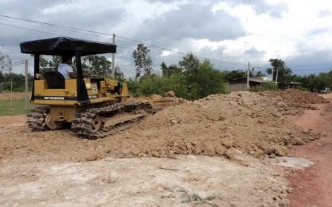 Tiến độ xây dựng nông thôn mới ở các xã điểm còn chậm