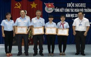 Nhiều phong trào giúp đỡ học sinh nghèo huyện Dương Minh Châu