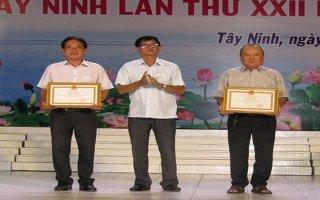"""Bế mạc Liên hoan """"Các đội tuyên truyền lưu động"""" tỉnh Tây Ninh lần thứ XXII"""