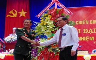 Hội CCB Tây Ninh: Tiến hành Đại hội đại biểu lần thứ VI, nhiệm kỳ 2017-2022.