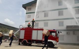 Thiết thực hưởng ứng Ngày toàn dân phòng cháy chữa cháy