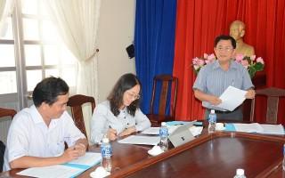 Ban VHXH: Thẩm tra một số nội dung trước kỳ họp thứ 5 HĐND tỉnh