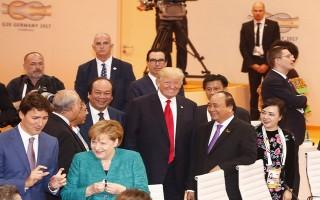 Tích cực chuẩn bị chuyến thăm Việt Nam của Tổng thống Trump