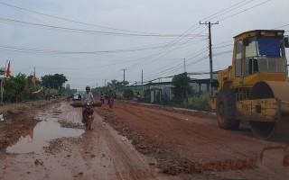 Khổ sở khi đi đường Kà Tum - Tân Hà