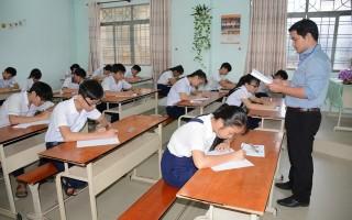 Hơn 10.000 học sinh được tuyển vào lớp 10