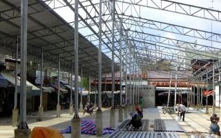 Sửa chữa, nâng cấp chợ Hiệp Ninh