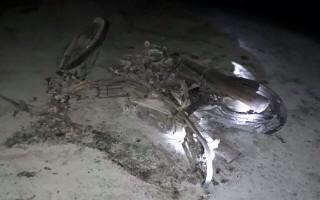 Ôtô tông môtô, 1 người tử vong tại chỗ