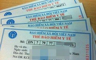 Từ 1-10, đồng loạt cấp thẻ BHYT mới cho người tham gia