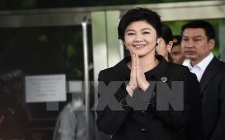 Thủ tướng Thái Lan xác nhận bà Yingluck Shinawatra đang ở Dubai
