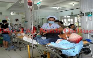 Thông tin tiếp vụ TNGT làm 6 người chết ở Dương Minh Châu