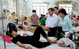 Ban ATGT Tây Ninh thăm hỏi gia đình các nạn nhân vụ TNGT