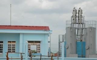 Bảo đảm cung cấp đủ điện, nước cho khu dân cư Chàng Riệc
