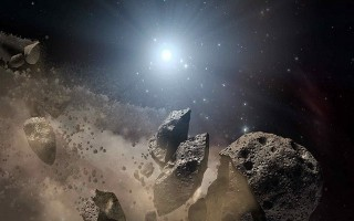 Thiên thạch lớn tiếp cận Trái Đất với vận tốc 14km/giây, NASA lo lắng