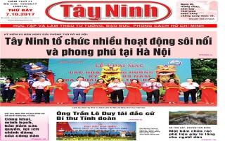 Tây Ninh tổ chức nhiều hoạt động sôi nổi và phong phú tại Hà Nội