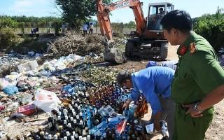 Đảm bảo rượu tiêu thụ có nguồn gốc sản xuất rõ ràng