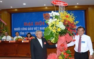 """Đại hội đại biểu """"Người Công giáo Việt Nam xây dựng và bảo vệ Tổ quốc"""""""