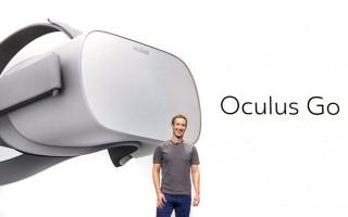 Facebook tung ra kính thực tế ảo không cần điện thoại, máy tính