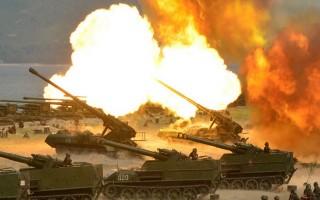 Triều Tiên đe dọa chiến tranh hạt nhân
