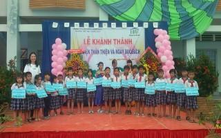 """Khánh thành """"Thư viện thân thiện"""" tại trường Tiểu học Phước Hội"""