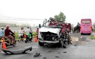 Tai nạn giao thông tăng mạnh cả 3 tiêu chí