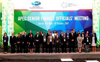 Hơn 300 đại biểu tham dự hội nghị lãnh đạo tài chính APEC