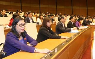 Tuần này Quốc hội phê chuẩn Bộ trưởng Bộ Giao thông Vận tải, Tổng Thanh tra