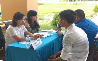Tư vấn và giới thiệu việc làm cho thanh niên