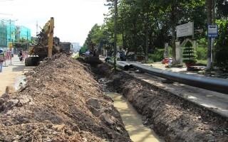 Đẩy mạnh tiến độ đầu tư cơ sở hạ tầng cung cấp nước sạch