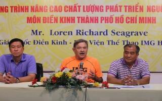"""""""Quản chặt chuyện ăn uống của VĐV Việt Nam tại Mỹ"""""""