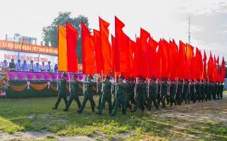 Khai mạc Đại hội TDTT huyện Tân Châu