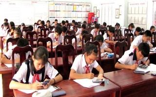 Khai mạc kỳ thi chọn học sinh giỏi giải toán trên máy tính cầm tay