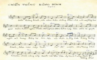 """40 năm nhạc hiệu """"chiến thắng bùng binh"""""""