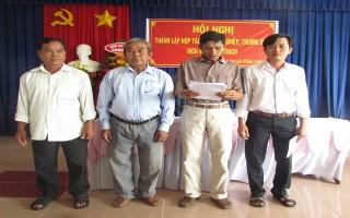 Thành lập HTX nông nghiệp Phước Trạch