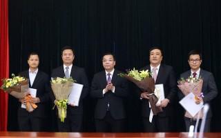 Bộ KH&CN điều động, bổ nhiệm một loạt nhân sự chủ chốt