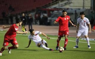 Vòng loại Asian Cup 2019: ĐT Afghanistan sớm có mặt tại Việt Nam