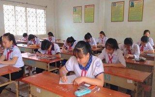 Tân Châu: Khai mạc kỳ thi chọn học sinh giỏi THCS