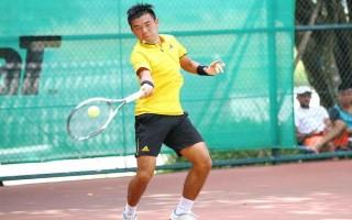 Hoàng Nam dừng bước ở bán kết giải Vietnam F1 Futures