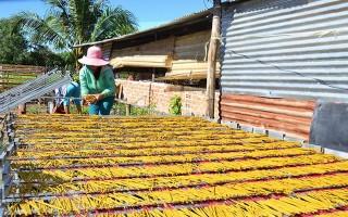 Khó khăn trong phát triển ngành nghề nông thôn