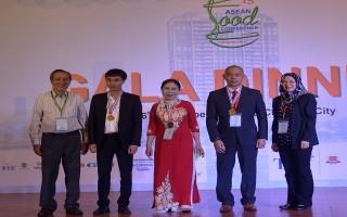 Thương hiệu Trà Tâm Lan nhận huy chương vàng tại Hội nghị Lương thực ASEAN lần thứ 15