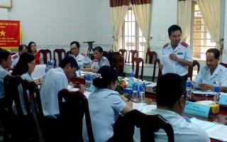 Thanh tra các tỉnh miền Đông Nam bộ tổng kết công tác thi đua năm 2017