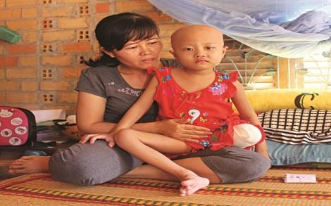 Xót xa trẻ thơ vướng bệnh hiểm nghèo